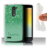 Stuff4 Personalised Phone Case for LG L Bello/D331 Printed