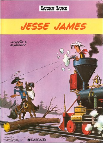 Lucky Luke, tome 4 : Jesse James