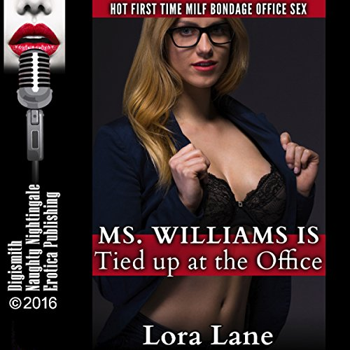 Ms. Williams Is Tied Up at the Office audiobook cover art