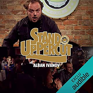 Couverture de Stand UpPercut : Alban Ivanov