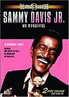 Music Masters: Sammy Davis Jr / Mr Wonderful [DVD]