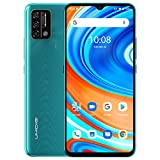 UMIDIGI A9 Cell Phone, 64GB Fully Unlocked Smartphone, 5150mAh Battery Android Phone with 6.53' HD+ Full Screen and 13MP AI Triple Camera.
