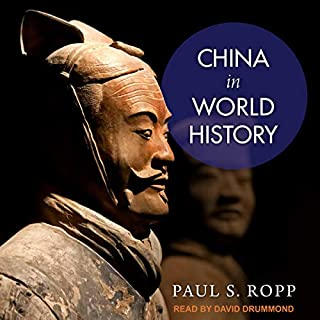 China in World History audiobook cover art