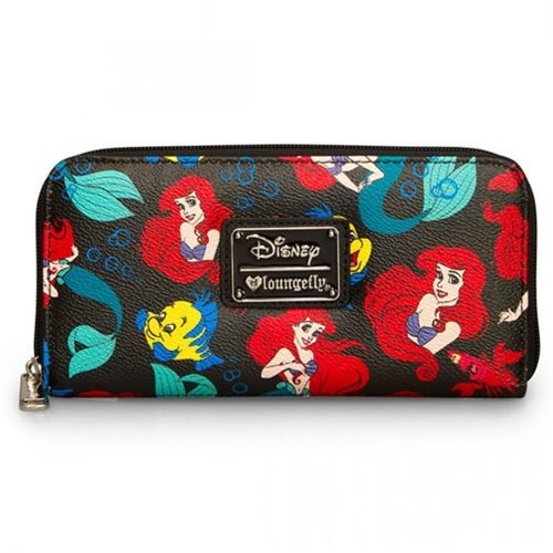 Loungefly Disney Little Mermaid Classic Wallet