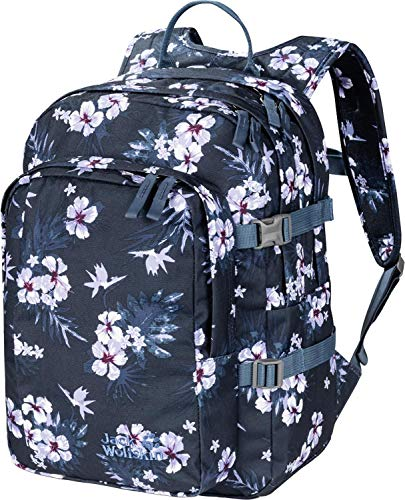 Jack Wolfskin Kinder Berkeley S Rucksack, Tropical Blossom, ONE Size