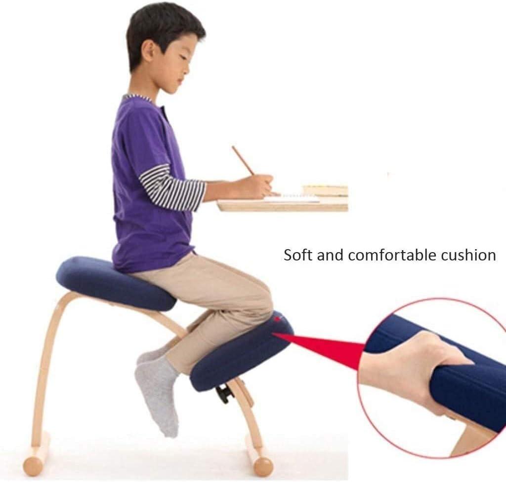 AYHa Agenouillé Chaises Chaise Bureau Ergonomie Yoga Président Ordinateur Président Améliorer Posture Home Office,gris Vert
