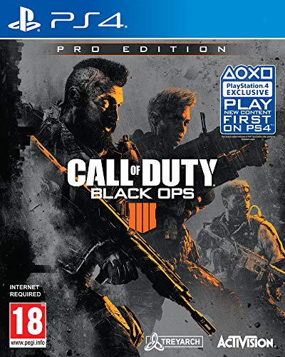 Call of Duty: Black Ops 4 Pro PS4 [