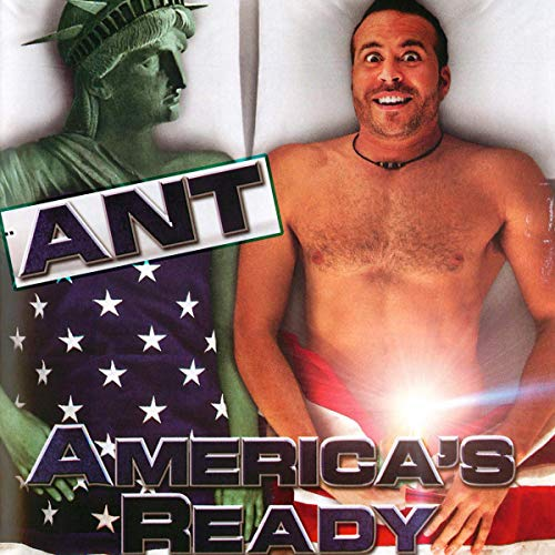 Ant: America's Ready cover art