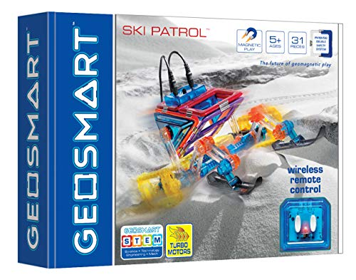 Geosmart Ski Patrol 31 Stück, Mehrfarbig (GEO 214