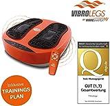 Mediashop VibroLegs | Vibrationsplatte | Kombination...