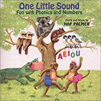 One Little Sound-Fun With Phonics & Numbers