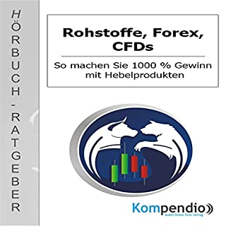 Rohstoffe, Forex, CFDs Titelbild