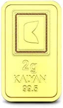Candere By Kalyan Jewellers 24k (995) 2 gm Yellow Gold Coin