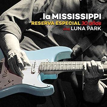 Reserva Especial 30 Años (Vivo Luna Park)