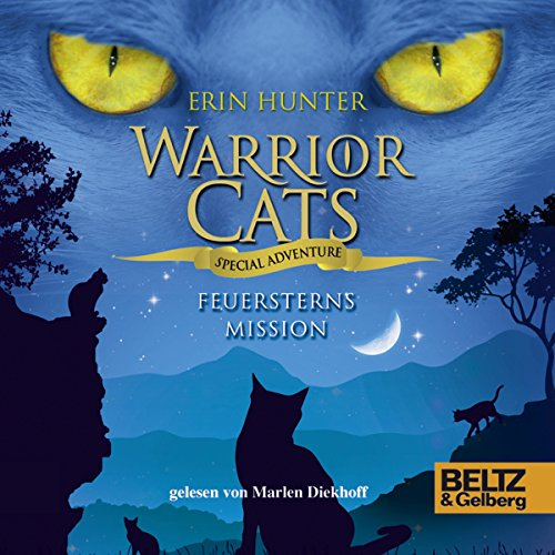 Feuersterns Mission audiobook cover art