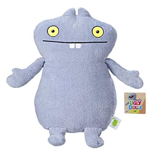 Hasbro UglyDolls Super Schmuse-Uglys BABO, ca. 45 cm groß