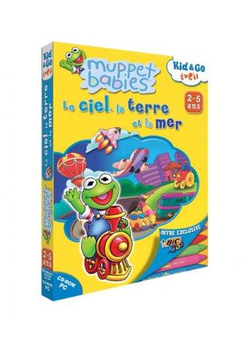 Muppet Babies - Le ciel, la Terre et la Mer