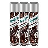 Batiste Dry Shampoo, Divine Dark, 6.73 fl. oz. (Pack of 3)
