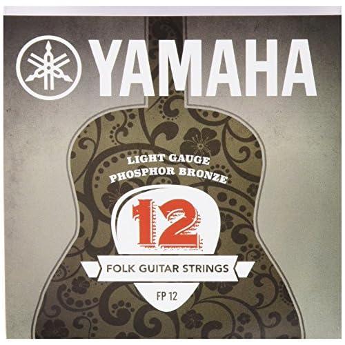 Yamaha FP12 di corde per chitarra western in acciaio