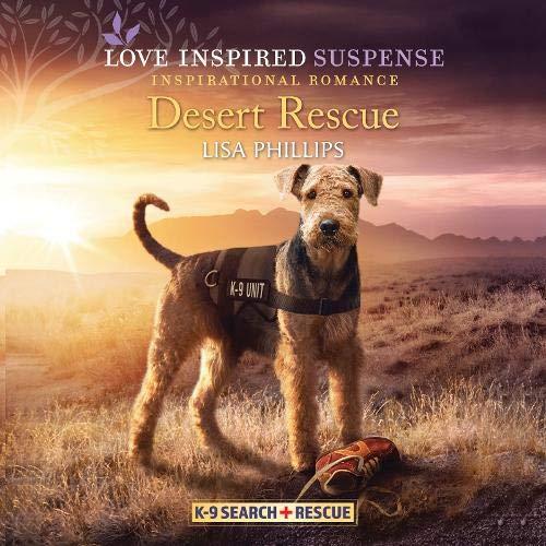 Desert Rescue cover art