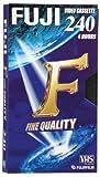 Fuji VHS E 240 F VHS-Videokassette -