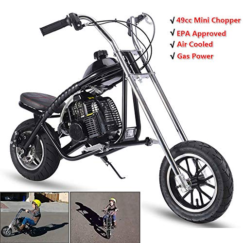 SAY YEAH Gas Mini Chopper 49cc 2-Stroke Dirt Bike