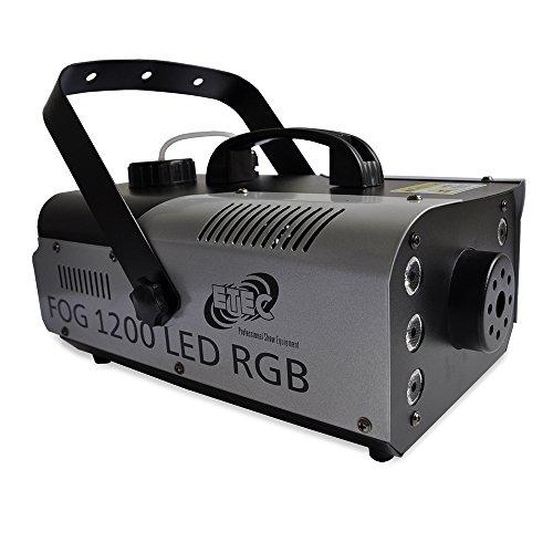 ETEC LED Nebelmaschine Fog 1200 Erfahrungen & Preisvergleich