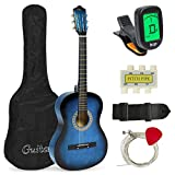 Best Choice Products 38in Beginner Acoustic Guitar Starter Kit w/...