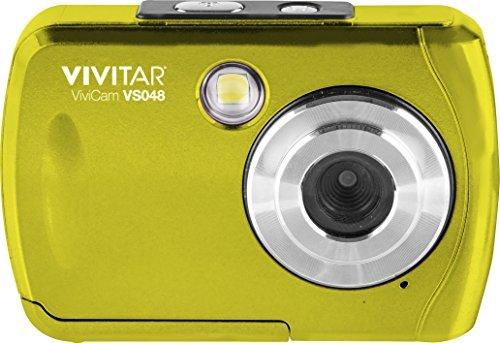 Polaroid is048-yel-int cámara Digital Impermeable 16Mpx, Color Negro