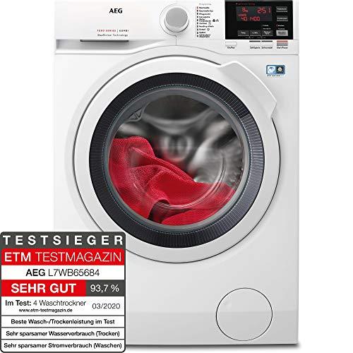 AEG L7WB65684 Waschtrockner