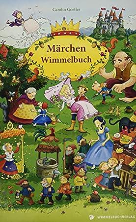 Märchenbuch: Mein Gebrüder Grimm Märchen