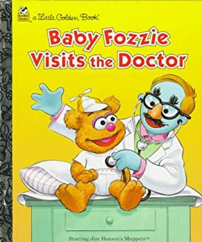 Baby Fozzie Visits the Doctor - Book  of the Little Golden Books