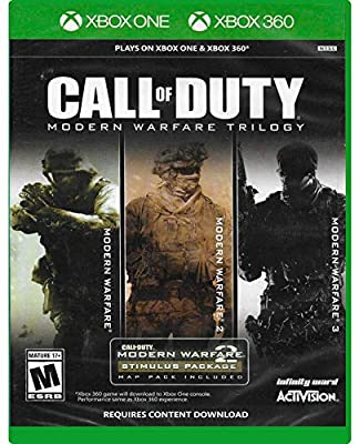Call Of Duty Modern Warfare Trilogy 360 & Xone from Activision Inc.
