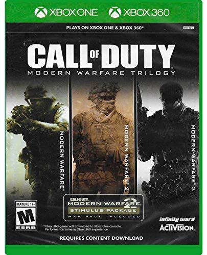CALL OF DUTY MODERN WARFARE TRILOGY 360 & XONE – Xbox One Standard Edition