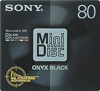 ソニー MD80分単品 [MDW80CRAB]