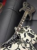 Jackson JS Series Dinky Arch Top JS32Q Electric Guitar (Black)