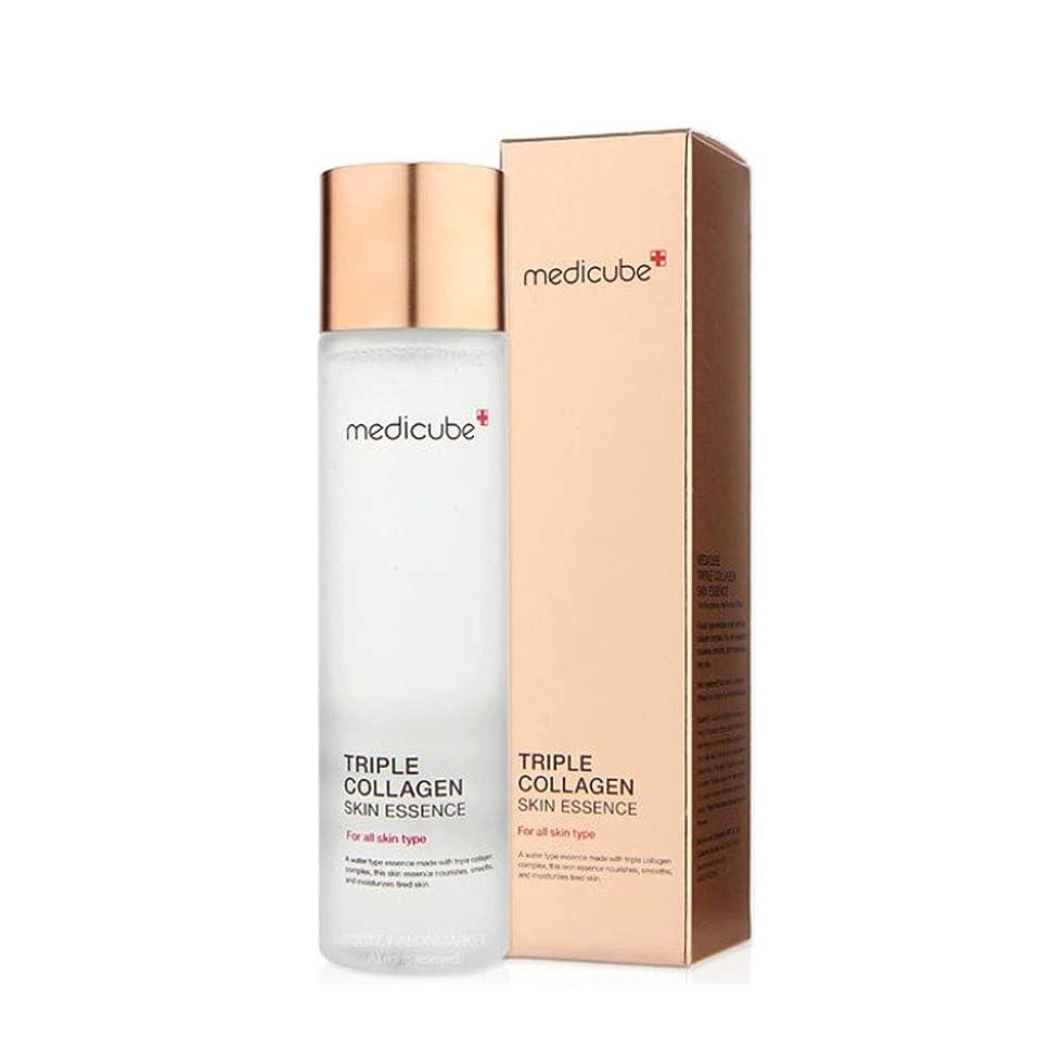 肥料欲求不満参加者メディキューブトリプルコラーゲンスキンエッセンス140ml 韓国コスメ、Medicube Triple Collagen Skin Essence 140ml Korean Cosmetics [並行輸入品]