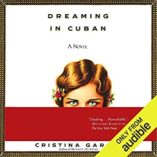 Dreaming in Cuban audiobook cover art