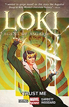 Loki: Agent of Asgard Vol. 1: Trust Me (English Edition) por [Al Ewing, Lee Garbett, Jenny Frison]