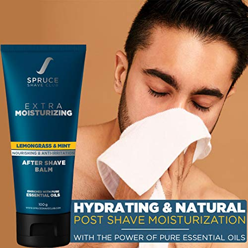 Spruce Shave Club After Shave Lotion