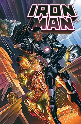 Iron Man Vol. 2: Books Of Korvac II - Overclock (Iron Man (2020-)) (English Edition)