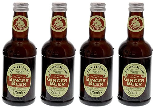 Fentimans Ginger Beer 4 x 275ml