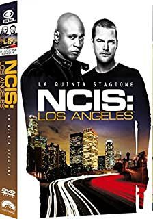 Ncis Los Angeles St.5 (Box 6 Dvd) (B018EDHD8G) | Amazon price tracker / tracking, Amazon price history charts, Amazon price watches, Amazon price drop alerts
