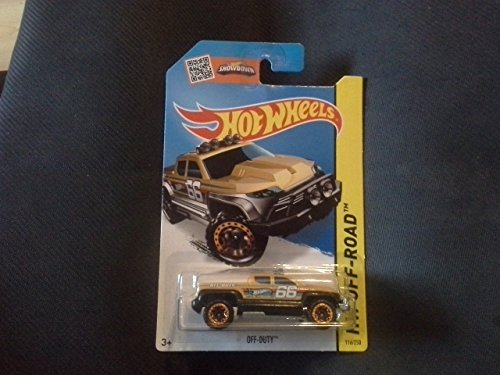 Hot Wheels 2015 HW Off-Road Off-Duty (Yellow) 116/250 CFL91 by Hot Wheels