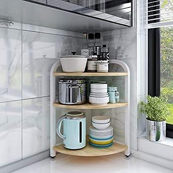 Best kitchen corner shelf Reviews