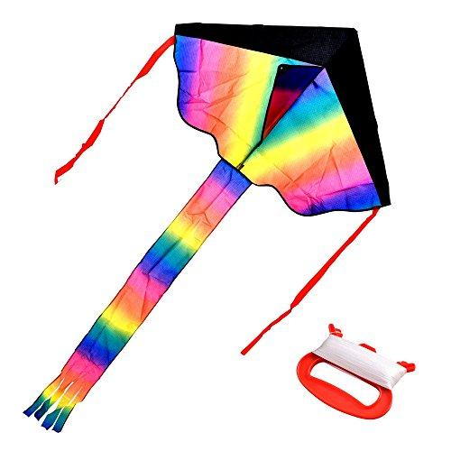 Jaques of London Kite - Unsere Outdoor-Spielzeug - Drachen Machen große Outdoor-Spielzeug für Jungen und Mädchen - Great Kids Toys - Jaques Kites - Qualität seit 1795