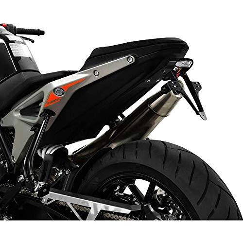 Highsider Motorrad-Kennzeichenhalter Kennzeichenhalter 280-312 für KTM Duke 790