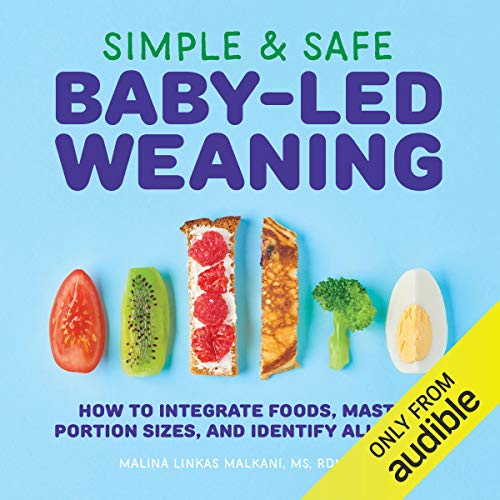 Page de couverture de Simple & Safe Baby-Led Weaning