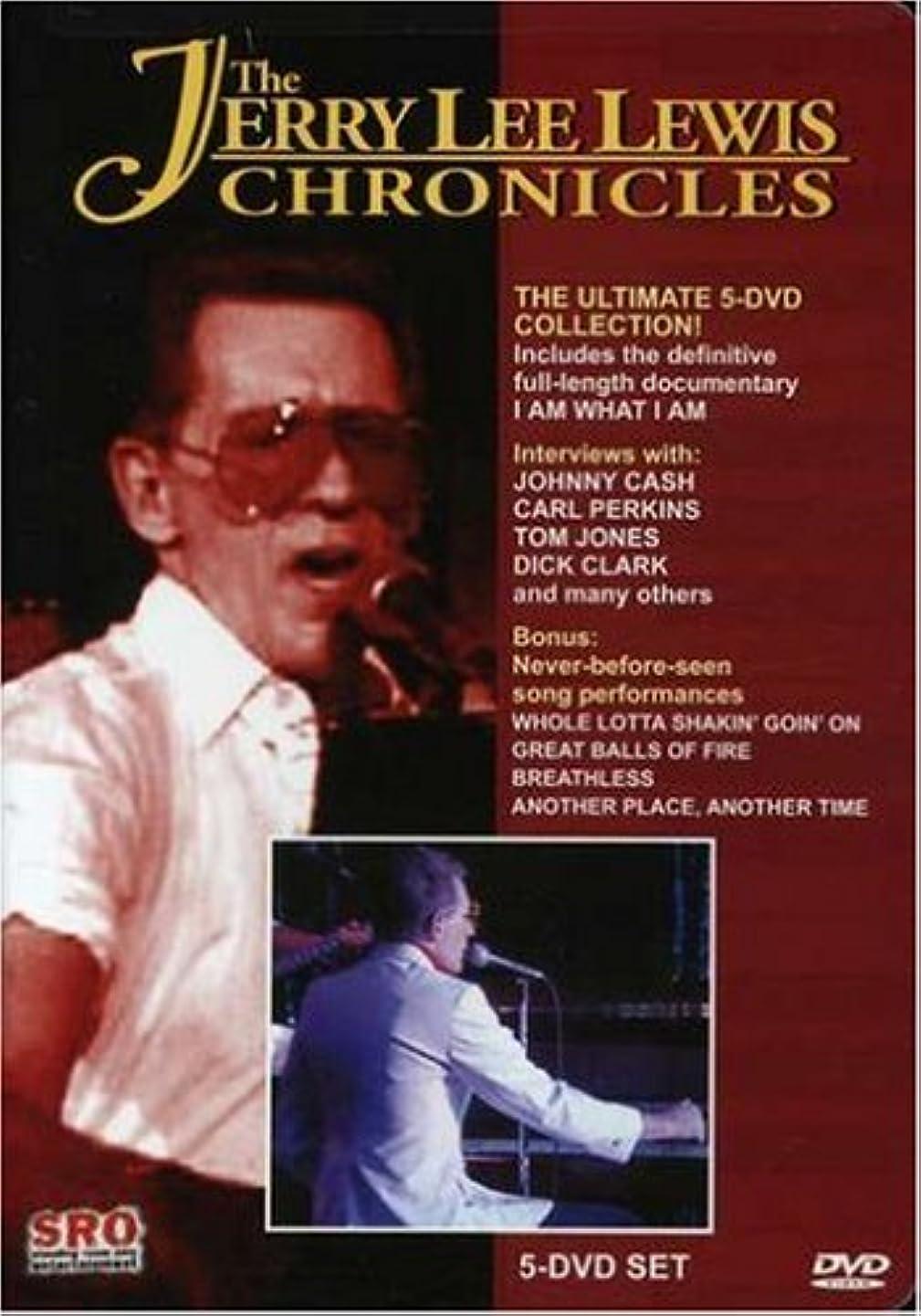 Jerry Lee Lewis Chronicles / Sam Phillips, Johnny Cash, Dick Clark