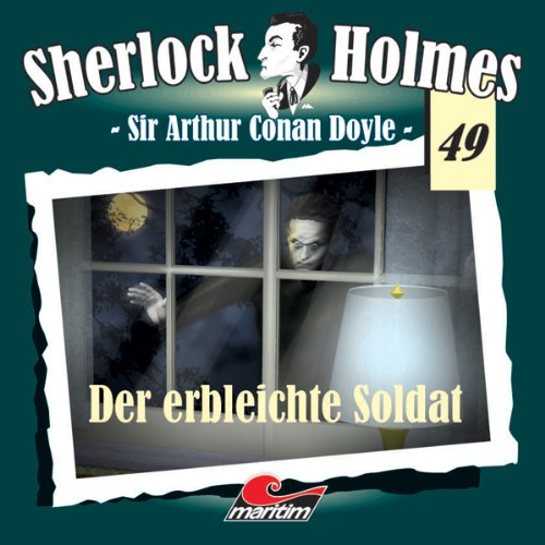 Der erbleichte Soldat     Sherlock Holmes 49              By:                                                                                                                                 Arthur Conan Doyle                               Narrated by:                                                                                                                                 Christian Rode,                                                                                        Peter Groeger,                                                                                        Andreas Borcherding                      Length: 56 mins     Not rated yet     Overall 0.0